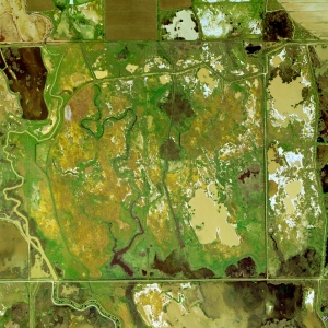 Aerial Photo of Tracts 'AB' & 'C'