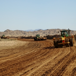 Laguna Earthmoving (Photo by George F. Cathey)